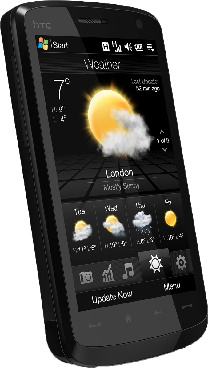 Great Mobile Phone Deal: Wow this Free HTC Touch HD from Mobiles Please.