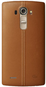 LG g4 brown leather