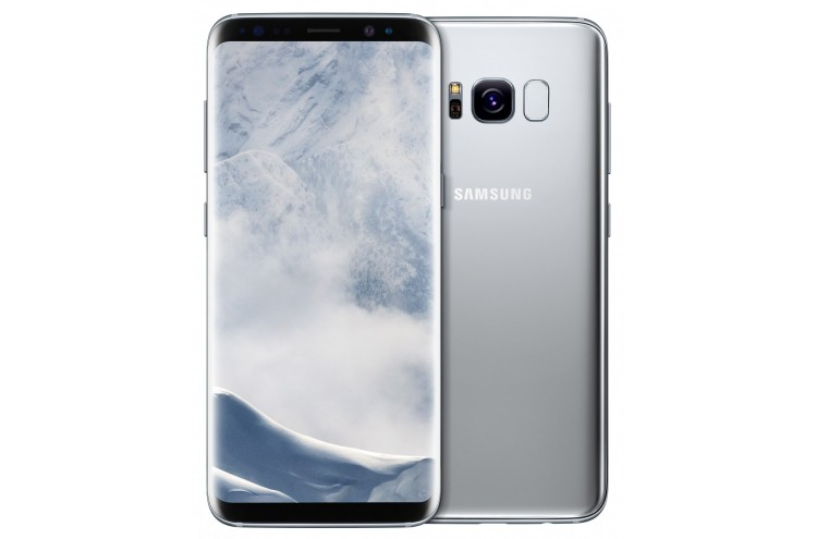 Arctic Silver Samsung Galaxy S8 and S8+ to be EE exclusive