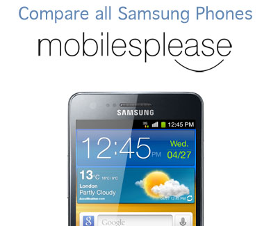 Samsung mobile phone deals