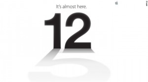 New Apple iPhone 5 announced September 12