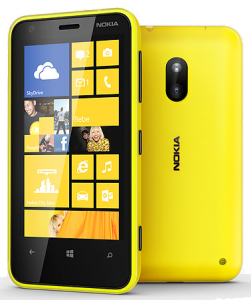 Nokia lumia 620 lightweight phone