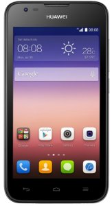 Huawei Ascend Y550 features