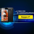 Saygus V² shown off at CES 2015