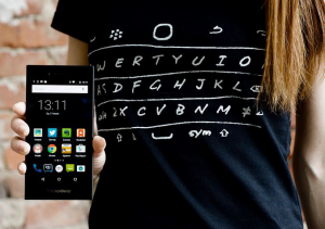 BB Android smartphone