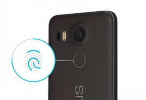 nexus 5x fingerprint sensor